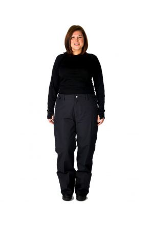Aggression Bolivia Mens/Womens Plus Size Shell Pants Front