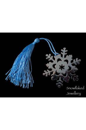 Bianca Snowflake Bookmark