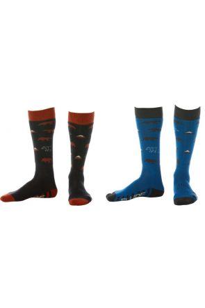 Elude Boys Bear Hunt Snow Socks 2019 All Colours
