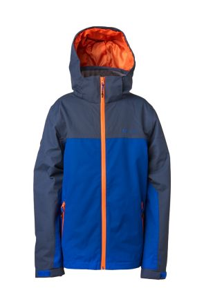 Elude Tommy Boys Ski Jacket Blue Nights 2019