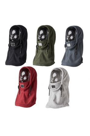 Elude Mens Microfleece Snow Hood 2019 All Colours
