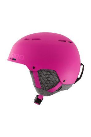 Giro Combyn Unisex Ski Helmet or Snowboard Helmet Matte Magenta 2017
