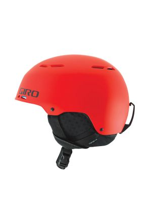 Giro Combyn Unisex Ski Helmet or Snowboard Helmet Matte Glowing Red 2016