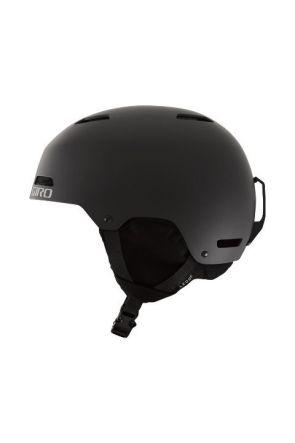Giro Ledge Unisex Helmet Matte Black 2016
