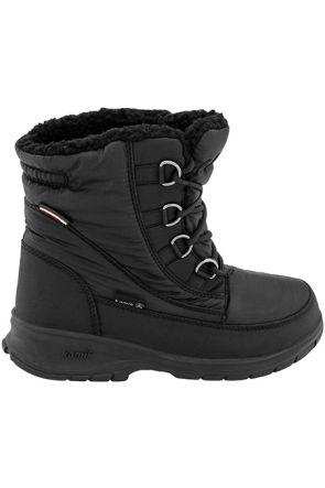 Kamik Baltimore Womens Apres Snow Boot Black side