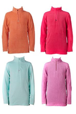 Rojo Kezza Girls Microfleece Mid Layer 2019 All Colours