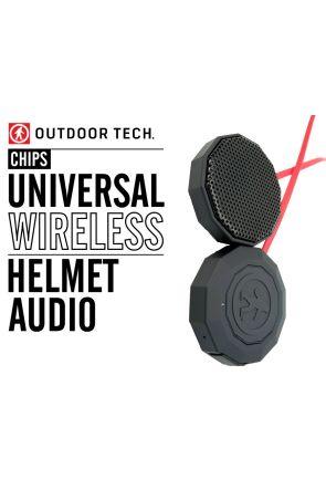 OT Chips Universal Bluetooth Wireless Helmet Audio 1