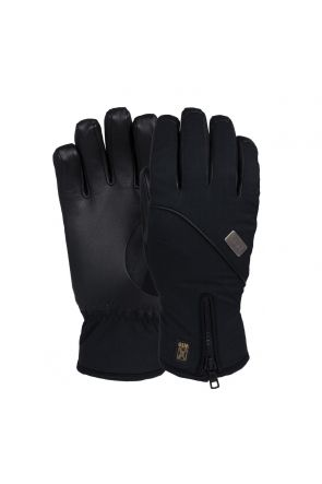 POW Gem Womens Waterproof Snow Glove Black