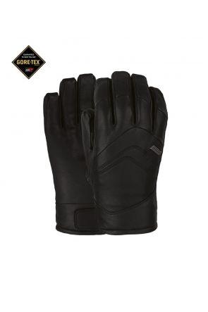 POW Stealth TT GoreTex Mens Ski or Snowboard Gloves Black