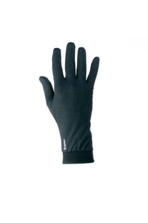 Swany Suprasilk Mens Silk Glove Liner Black