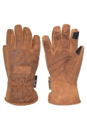 XTM Aurel Unisex Ski Gloves Rust 2019 pair
