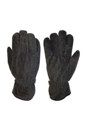 XTM Cruise Fleece Mens Gloves Dark Grey Marle 2019 Pair