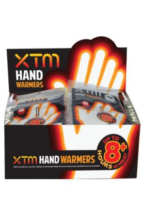 XTM Hand Warmers PACK OF 40 1