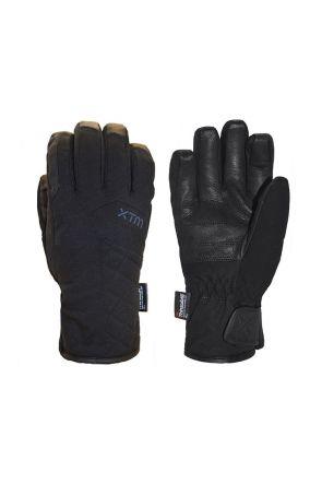 XTM Harlow Womens Ski Gloves Black 2019 Pair