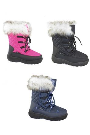 XTM Inessa Girls Apres Snow Boots 2019 All Colours