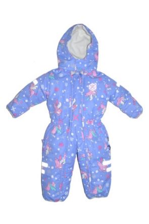 XTM Kioko Infant Baby Ski Suit All-In-One Unicorn Print Online