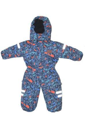 XTM Kioko Infant Baby Ski Suit All-In-One Navy