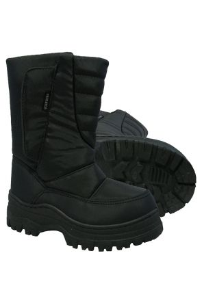 XTM Predator Kids Après Snow Boots Black 2019 Pair sole