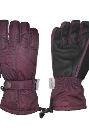 XTM Sapporo Womens Snow Gloves Shiraz Denim 2019 pair
