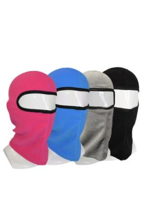 XTM Spy Balaclava Kids Microfleece Headwear 2019 All Colours