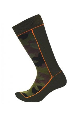 XTM Trooper Kids Snow Socks 2 PAIR PACK Army Camo