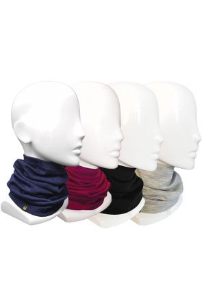 XTM Unisex Merino Wool Neckwarmer All Colors
